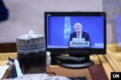 BM Ortadoğu Barış Süreci Özel Koordinatörü Tor Wennesland