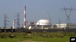 Атомный реактор в Бушере, Иран