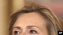 美国国务卿希拉里·克林顿也将参与讨论利比亚内战的政治解决方案