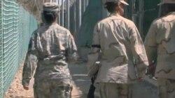 گزارش کنگره آمریکا آزادی زندانیان گوانتامو را زیر سئوال می کشد