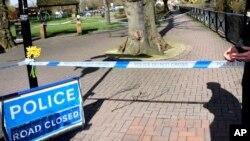 Incidente acontece perto de Salisbury onde agente russo foi envenenado