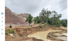 Dự án nghĩa trang Vĩnh Hằng ở Nghệ An bị người dân phản đối do họ lo ngại về các vấn đề môi trường.