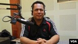 Nhà hoạt động Campuchia Kem Ley.