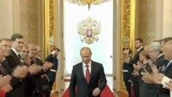 2012-05-07 粵語新聞: 普京第三次就任俄羅斯總統