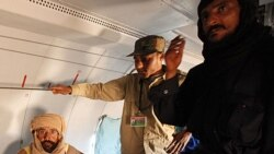 تدارک محاکمه سیف الاسلام قذافی و بازداشت عبدالله سنوسی در ليبی