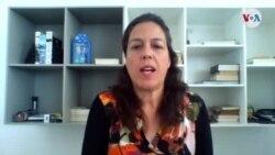 Nora Restrepo Programa Mundial de Alimentos