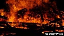 伯克利附近居民对91年大火余悸犹存