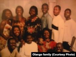 The Olango family