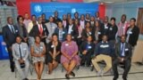 Zimbabwean Young African leaders set to participate in the Mandela Washington Youth African Leadership Fellowship. (Photo: U.S. Embassy, Harare)