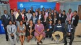 Zimbabwean Young African leaders set to participate in the 2015 Mandela Washington Youth African Leadership Fellowship. (Photo: U.S. Embassy, Harare)