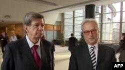 Përfaqësues të Parlamentit Europian përshëndetën bashkëpunimin PD-PS