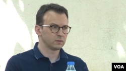 Petar Petković, direktor Kancelarije za Kosovo i Metohiju u Vladi Srbije (Foto: VOA)