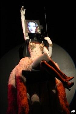 """Traje de Nicole Kidman en """"Moulin Rouge"""""""