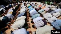 Birmalik musulmonlar