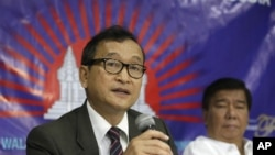 UN special rights envoy Surya Subedi has called for the return of Sam Rainsy if the 2013 election is to be considered legitimate.