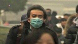 Китайский смог на экспорт