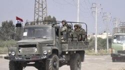 نیروهای امنیتی سوریه آماده مقابله با معترضان