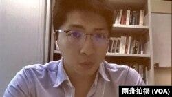 香港嶺南大學政治學助理教授袁瑋熙(Samson Yuen)