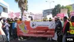 Ibandla leMthwakazi Liberation Front selidabuke phakathi ibandla leMLF.