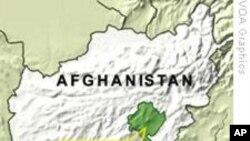 北约部队直升机误伤几名阿富汗警官