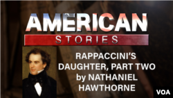 Rappaccini's Daughter by Nathaniel Hawthorne, Part Two