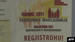Maqedoni, ndërpritet regjistrimi i popullsisë