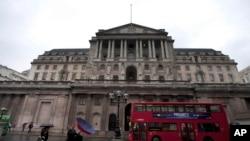 英格蘭銀行(資料圖片)