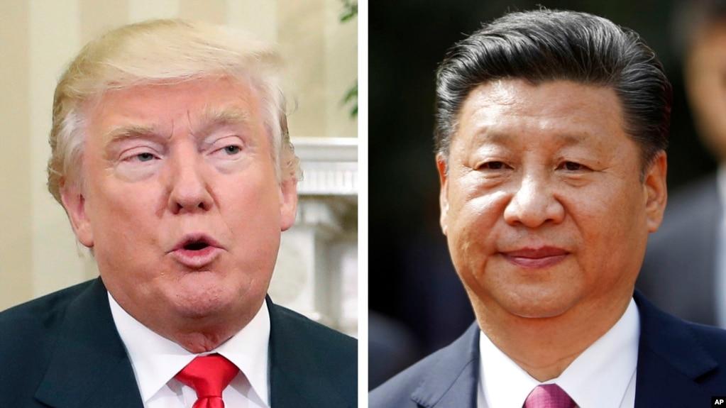 Tổng thống Mỹ và Chủ tịch Trung Quốc sẽ gặp nhau hôm 6/4 ở Florida, Mỹ