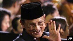 Presiden ke-3 RI, Bacharuddin Jusuf Habibie (BJ Habibie), meninggal dunia di RSPAD, Jakarta, 11 September 2019. (Foto: dok).