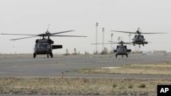 انتظار میرود هیلیکوپترهای بلک هاک امریکایی، جاگزین طیارههای کهنۀ روسی در افغانستان شود