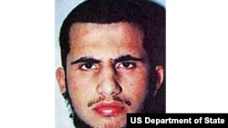 Pemimpin jaringan operasi al-Qaida, Muhsin al-Fadhli (foto: Departemen Luar Negeri AS).