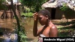 Cheias em Moçambique (foto de arquivo)