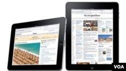 El iPad no se vendió tanto como se esperaba y lo contrario sucedió con el iPhone.