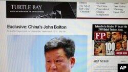 林奇在外交政策杂志网站的博客文章