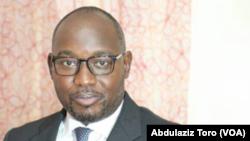Le ministre nigérien des Affaires étrangères Ibrahim Yacouba.