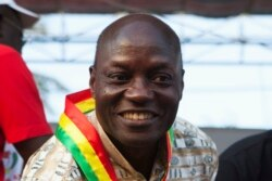 Centenas de guineenses pedem a demissão do Presidente da República