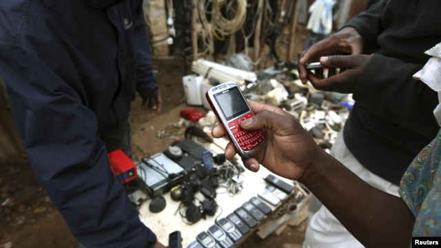 More people have access to mobile phones and hence communication