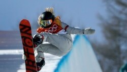 Quiz - Snowboarding Champ Sets Sights on Ivy League Education