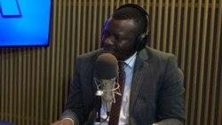 Le porte-parole du mouvement TropCTrop, Johan Zué sur VOA Afrique