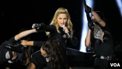At nearly 50, Madonna is still a very successful artist. She is always getting a fix on what her fans are looking for next.