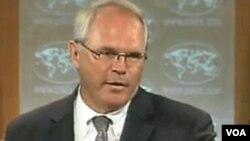 Christopher Hill, odlazeći američki ambasador u Iraku