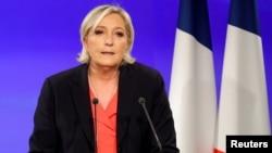Marine Le Pen, umunyepolitike m'Ubufaransa