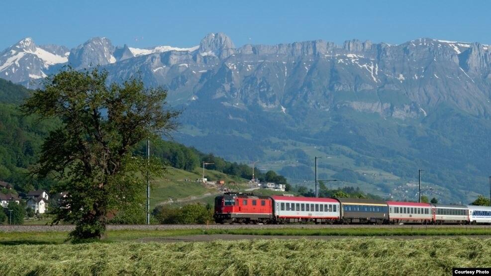 Zvicër, gjashtë plagosur në një tren