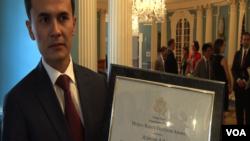 La organización sin fines de lucro recibió el premio Defensores de los Derechos Humanos por parte del Departamento de Estado.