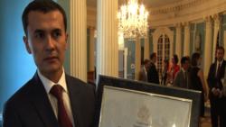 Azimjon Asqarovning o'g'li, Sherzod Asqarov bilan suhbat-Nasiba Tohir