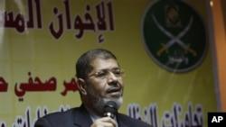 Politik luar negeri Mesir dikhawatirkan akan berubah, apabila calon dari kelompok Islam Ikwanul Muslimin, Mohamed Morsi menang (foto: dok.).