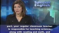 Scientists, Engineers Help Elementary School Teachers