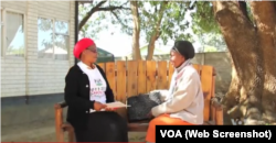 "Zimbabwe's ""Friendship Bench"" program"