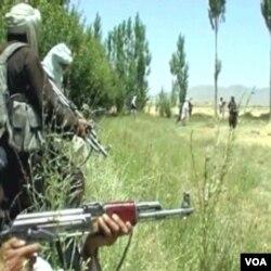 Talibanski borci u Afganistanu