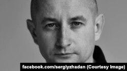 Фото з офіційної сторінки Сергія Жадана у Facebook